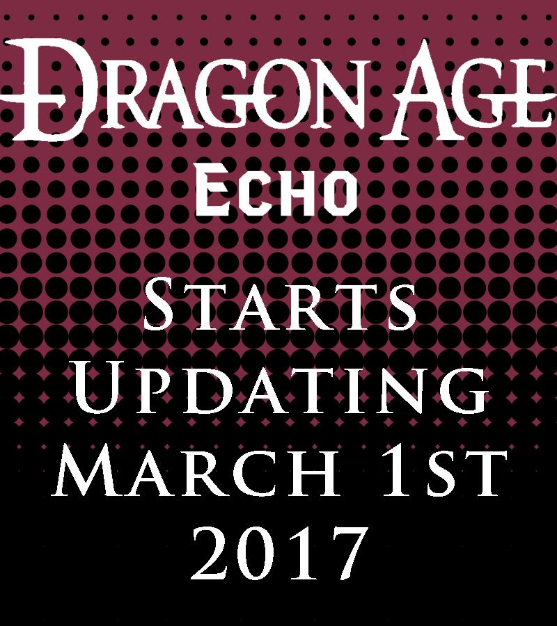 DRAGON AGE ECHO STARTS UPDATING!